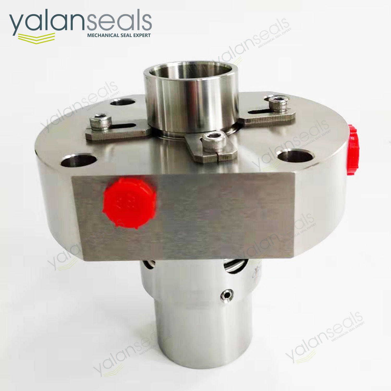 C11BJ Single Spring Balanced Cartridge Mechanical Seal for Chemical Processing Pumps