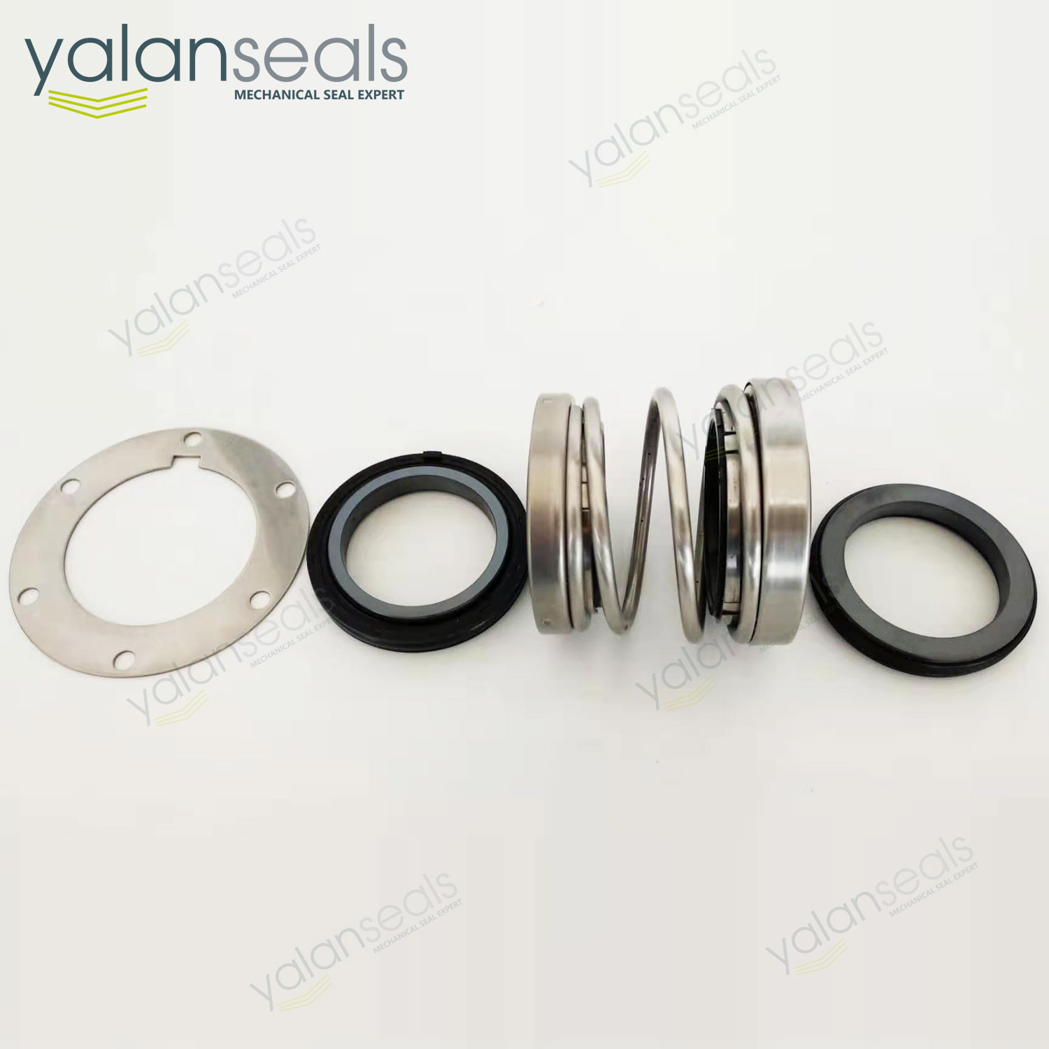 ED560 Elastomer Bellow Double Ended Mechanical Seal