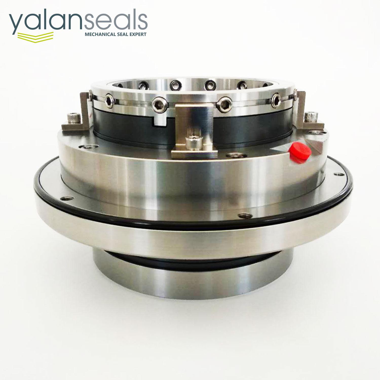 ZJ1-D1 Double Cartridge Mechanical Seals